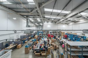 Warehouse and Order Fulfilment